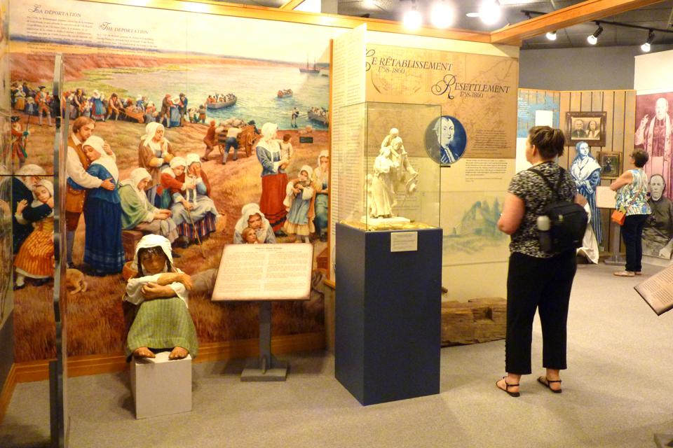 Acadian Museum / Musée acadien
