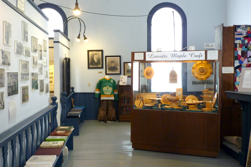 Alberton Museum and Alberton Arts & Heritage Centre / Musée d'Alberton et Centre d'arts et du patrimoine d'Alberton