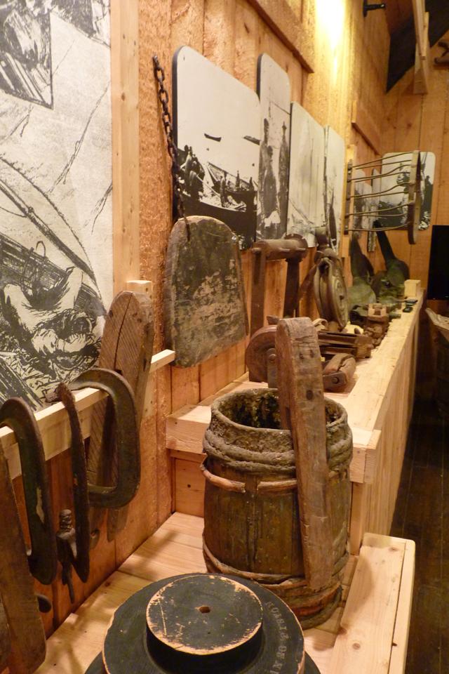 Basin Head Fisheries Museum / Musée des pêches de Basin Head