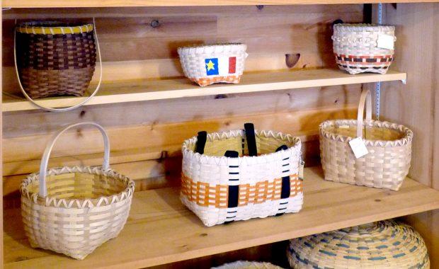 Basket Weavers of Prince Edward Island