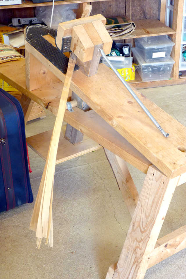 Basket Weavers of Prince Edward Island / Tisserands de paniers de l'Île-du-Prince-Édouard