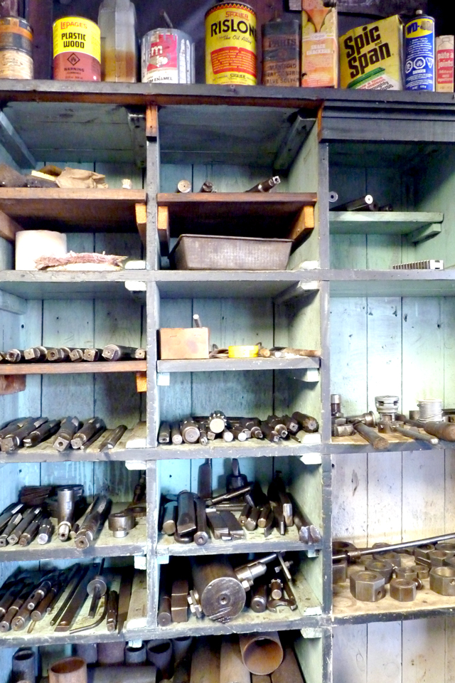 Bishop Machine Shop Museum / Musée l'atelier d'usinage Bishop