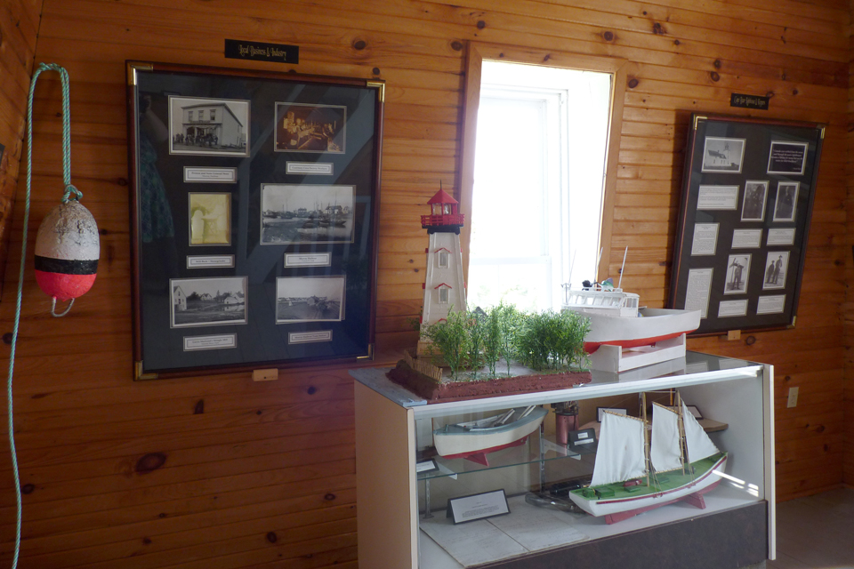Cape Bear LIghthouse/Marconi Museum /