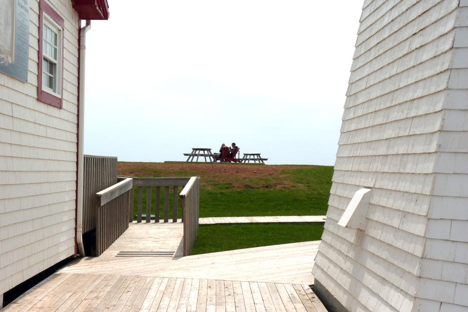 East Point Lighthouse / Phare d'East Point