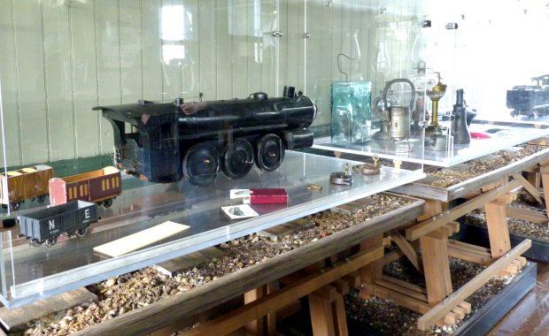 Elmira Railway Museum / Musée ferroviaire d'Elmira