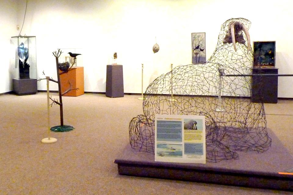 Eptek Art and Culture Centre / Centre des arts et de la culture Eptek