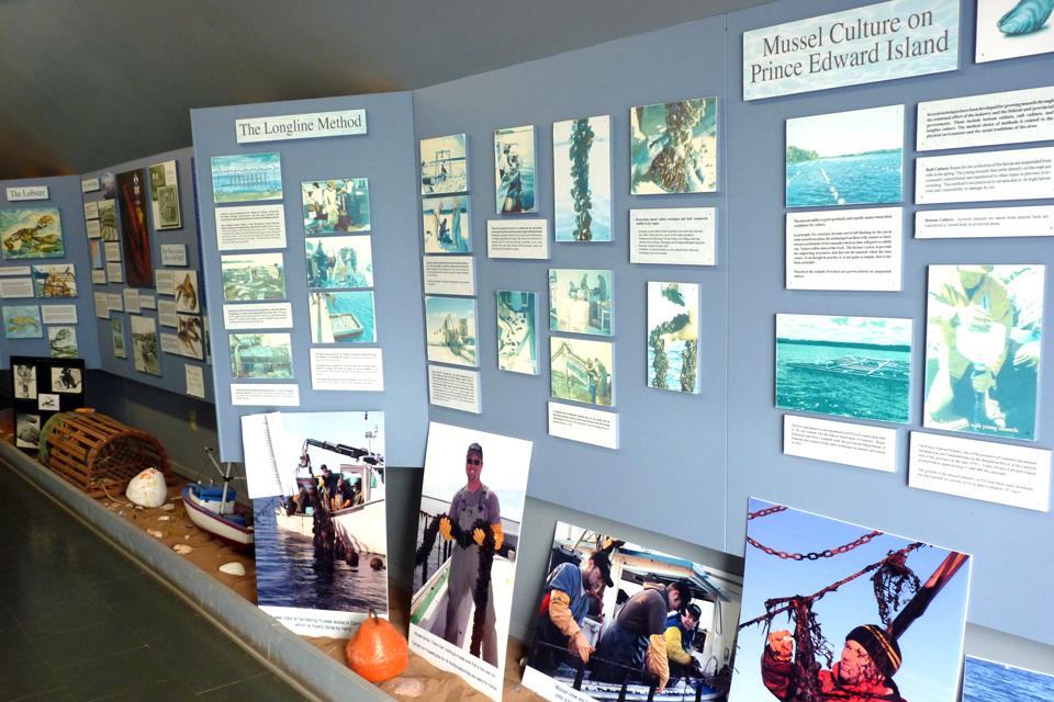 Prince Edward Island Shellfish Museum / Musée des mollusques de l'Île-du-Prince-Édouard