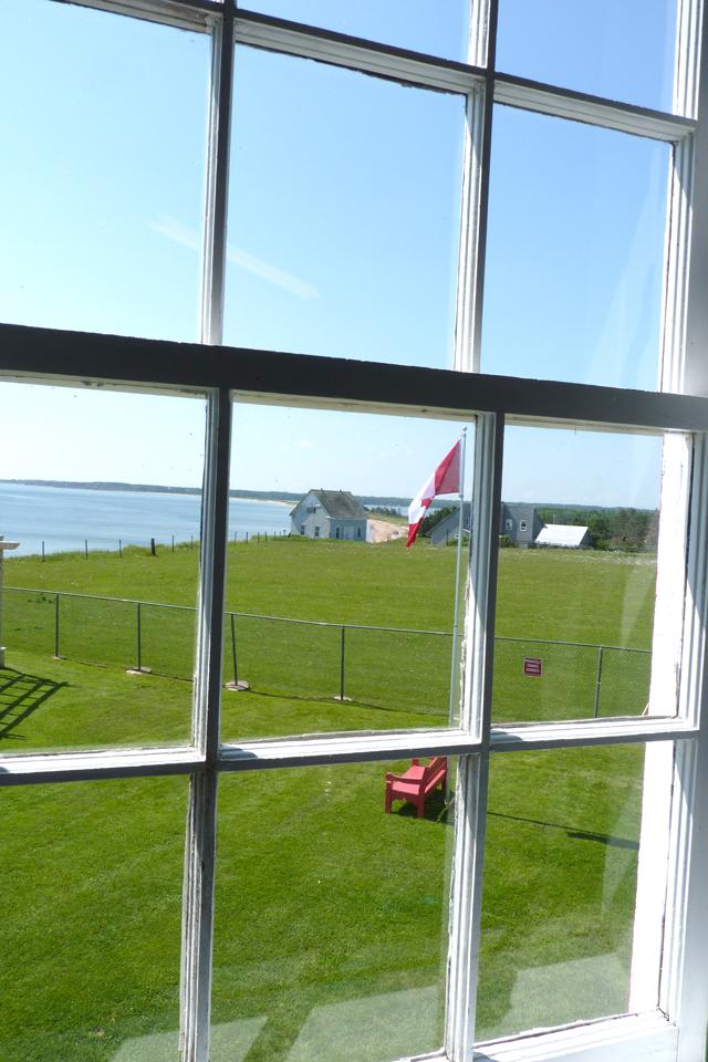 Panmure Island Lighthouse and Museum / Musée du phare de l'île de Panmure