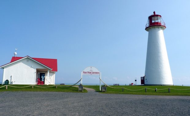 Point Prim Lighthouse / Phare de Point Prim