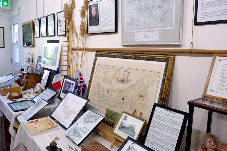Tryon Museum / Musée de Tryon