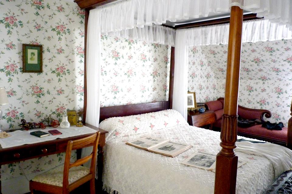 Wyatt Historic House / Maison patrimoniale Wyatt
