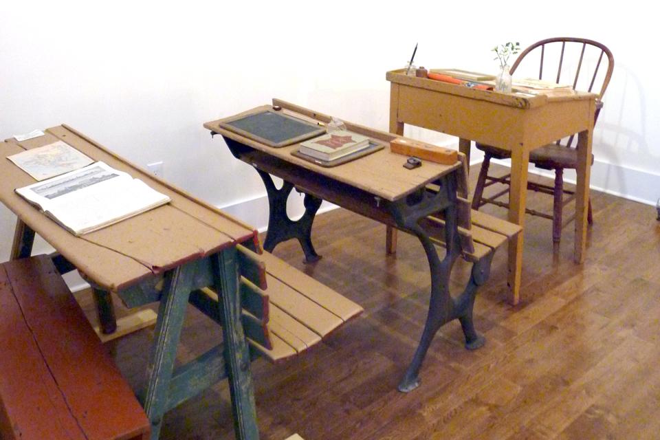 Bedeque Area Historical Museum / Musée historique de la région de Bedeque
