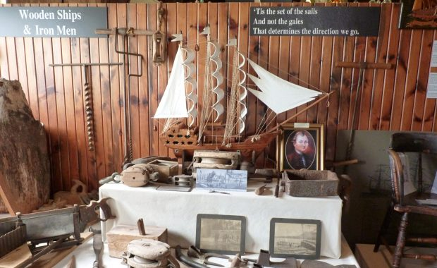 Keir Memorial Museum / Musée mémorial Keir