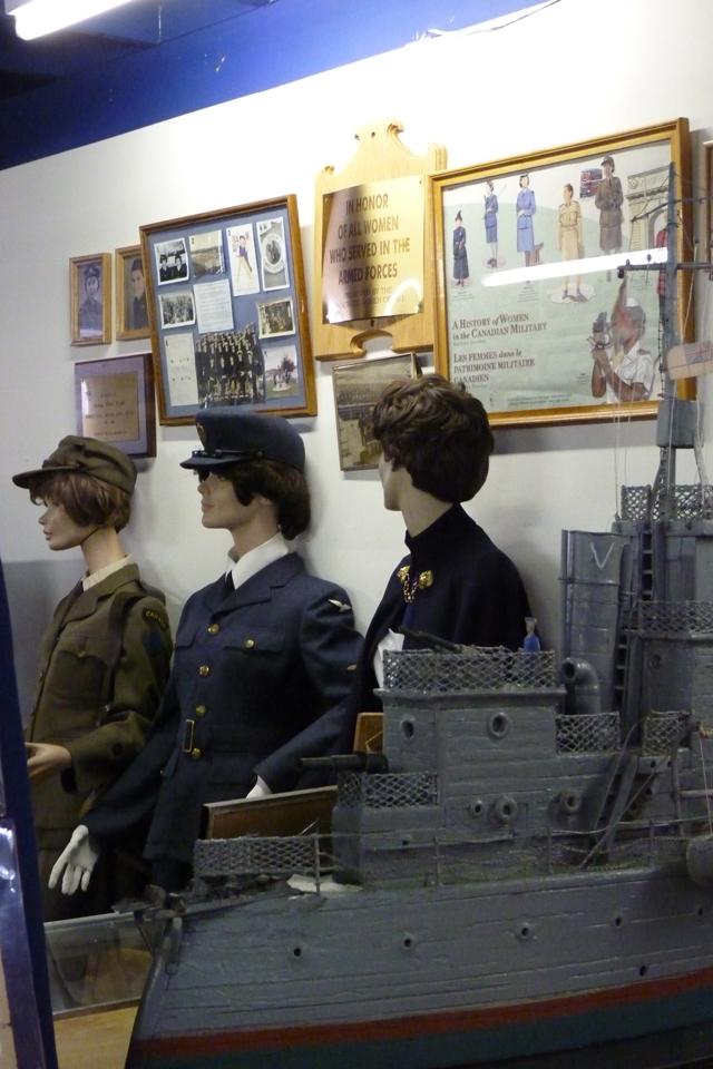 Kensington Veterans Military Museum / Musée militaire des Anciens Combattants de Kensington