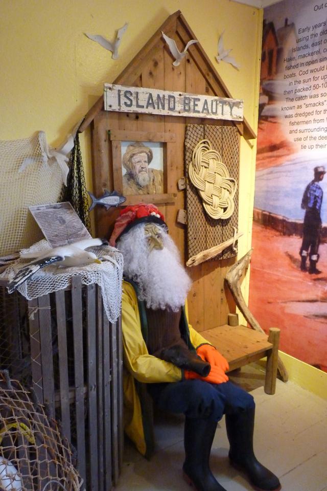 Wood Islands Lighthouse Museum / Musée du phare de Wood Islands