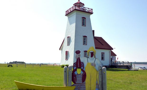 Wood Islands Lighthouse Museum / Musée du phare de Wood Islands