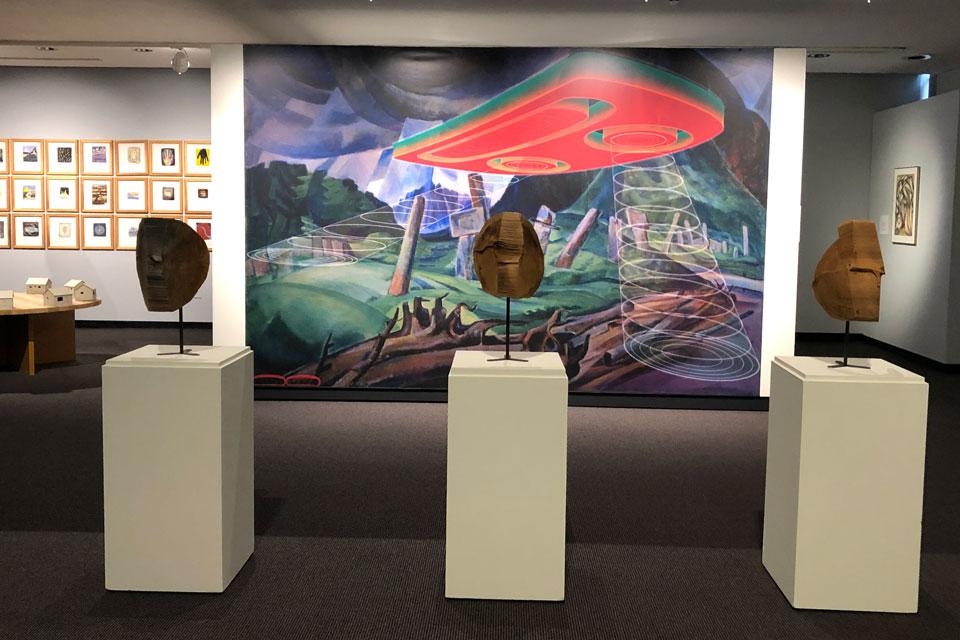 Confederation Centre of the Arts Art Gallery / Musée d'art du Centre de la Confédération