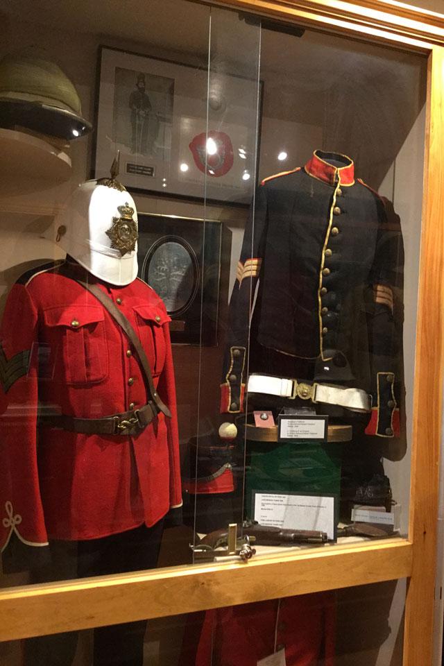 Prince Edward Island Regiment Museum / Musée du Régiment de l'Île-du-Prince-Édouard