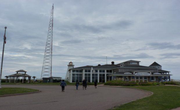 North Cape Wind Energy Interpretive Centre / Centre d'interprétation de l'énergie éolienne de North Cape