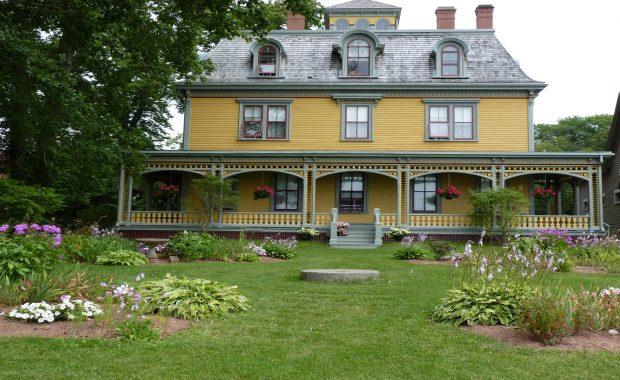 Beaconsfield Historic House / Maison historique Beaconsfield